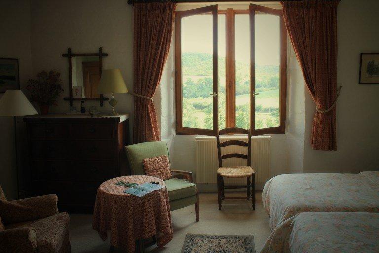 Nuestra habitación en el Aurifat
