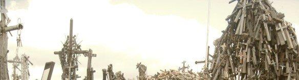 Cruces en el Monte en Lituania