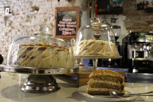 Las tartas de la Cacharrería
