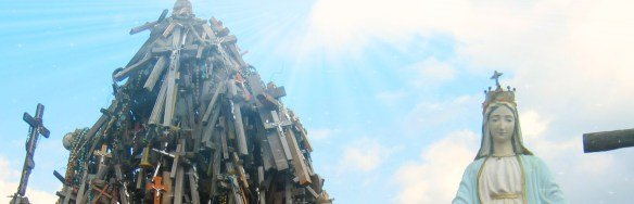 Virgen en Lituania