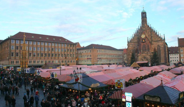Mercado de Navidad de Núremberg
