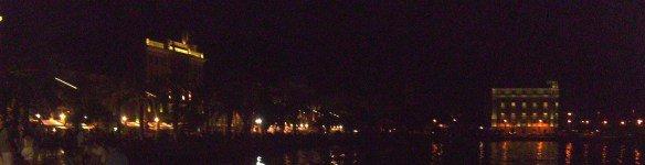 Paseo marítimo de Split en Croacia