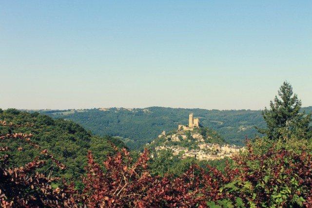 Qué ver en Najac, en el sur de Francia