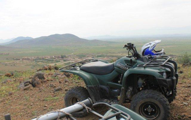 Excursión en quad en Marrakech