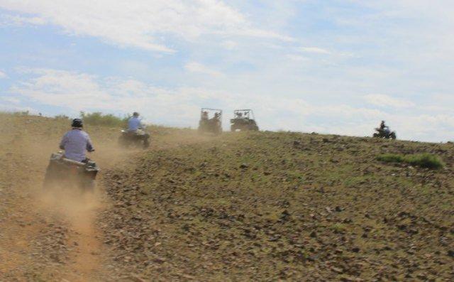 Excursión en quad por el desierto de Marruecos