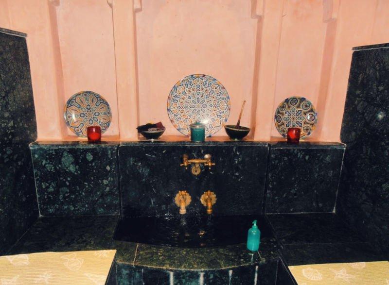 Probar un hammam en Marrakech