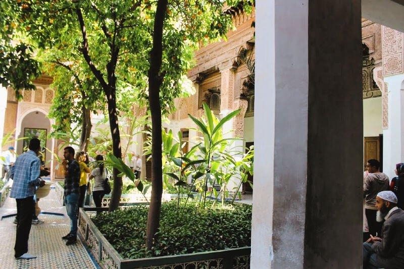 Qué ver en Marrakech, La Madrasa
