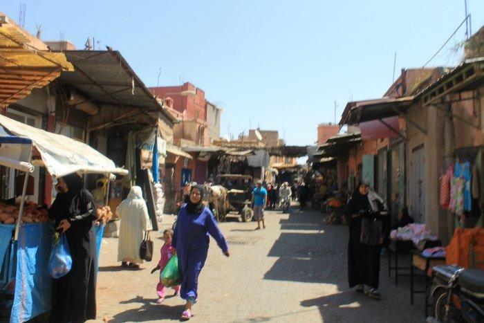 La cara más auténtica de Marrakech