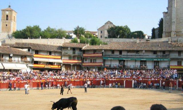 Plaza de toros de Chinchón