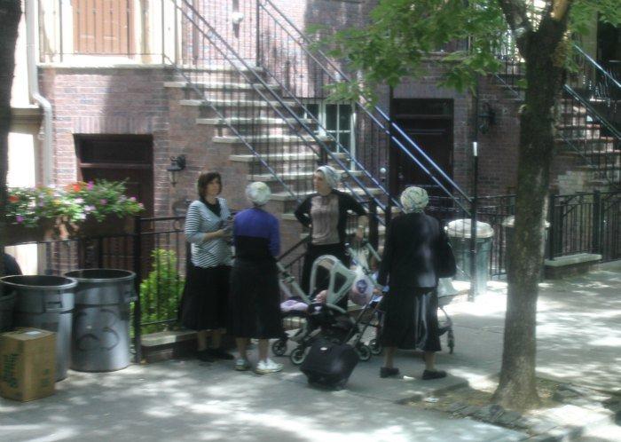 Judías ortodoxas - Excursión Contrastes de Nueva York