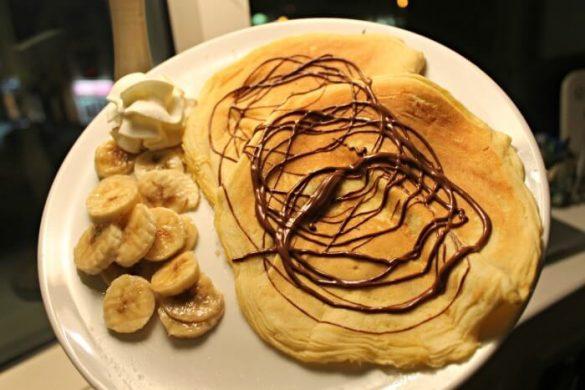 Nuestros pancakes irlandeses