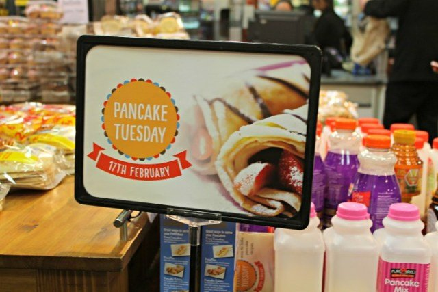 Pancake Tuesday en Irlanda