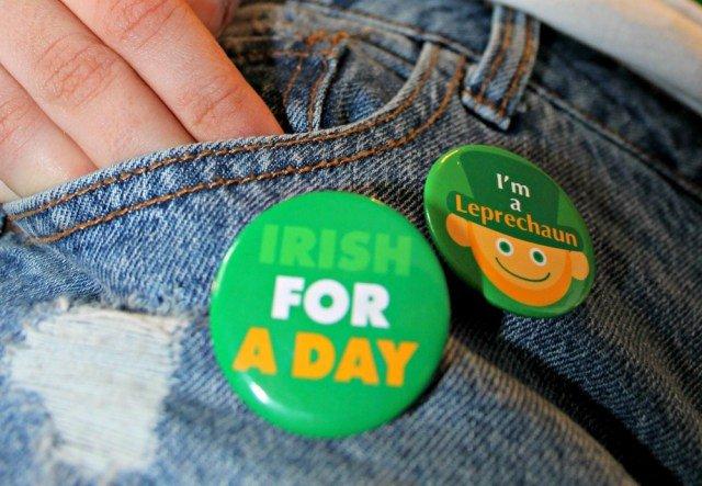 Irlandesa por un día