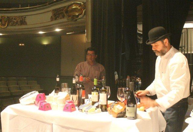 Catas de vino en el Enofestival de Madrid