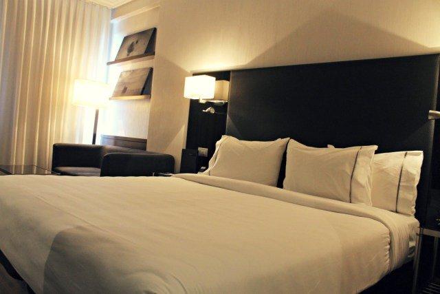 Habitación del hotel AC Cuzco de Madrid