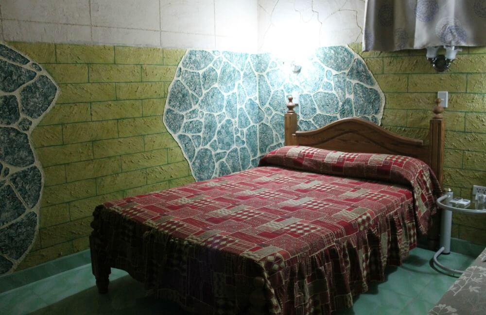 Dormitorio en la Casa Yadilis y Joel - La Habana