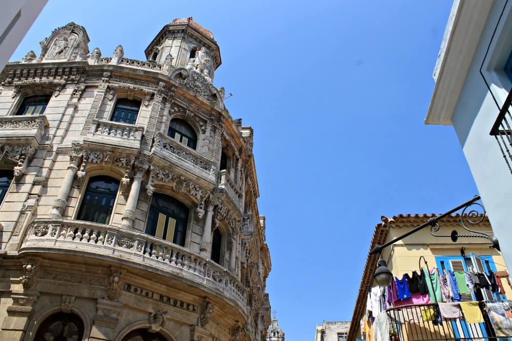Edificios de La Habana