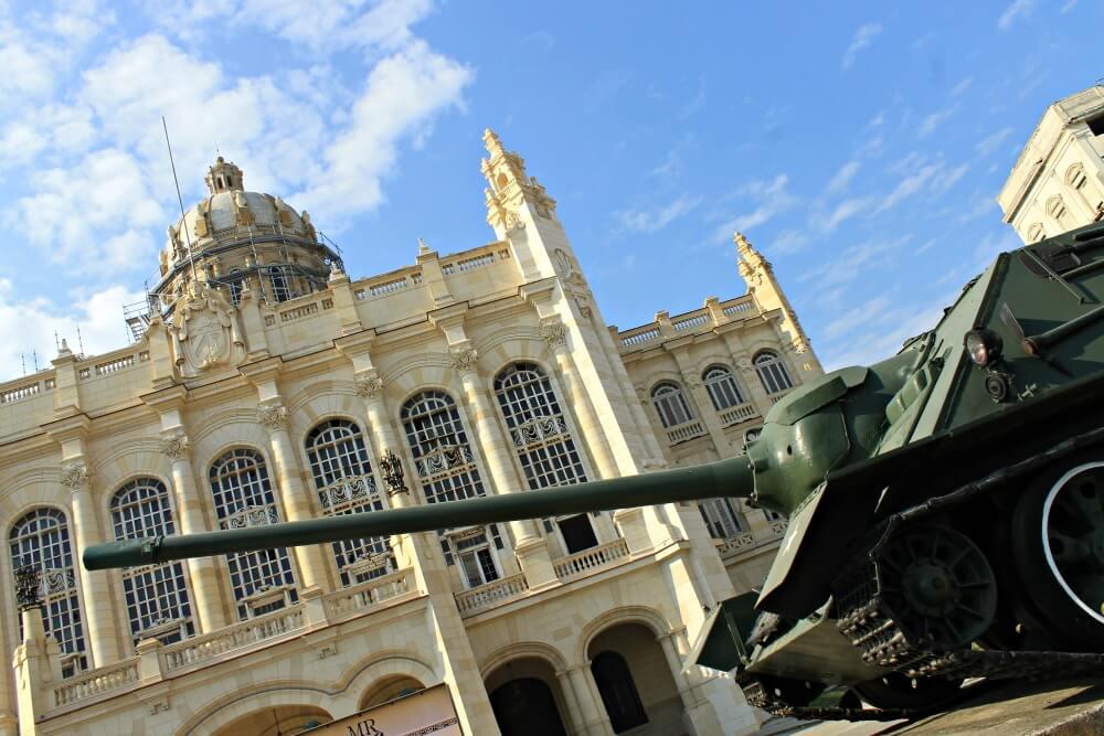 Museo de La Revolución de Cuba