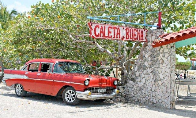 Caleta Buena en Cuba