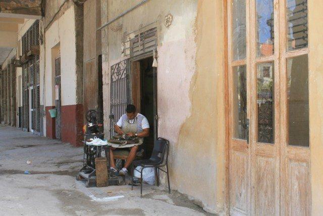 Zapatero en La Habana