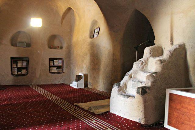 Escaleras de Al Badiyah