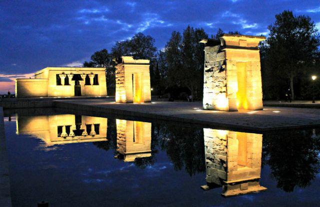 Templo del Debob de Madrid