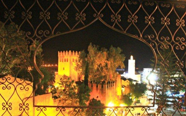 Al Kasaba desde Aladdin