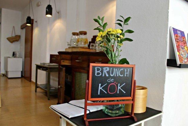 Bienvenidos al brunch de Kök