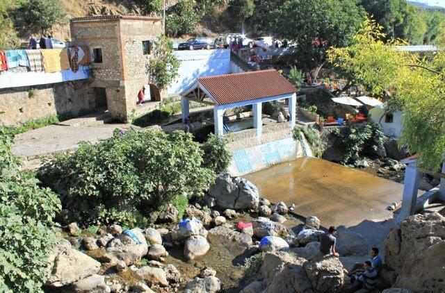 Lavaderos de Ras al Ma de Chaouen