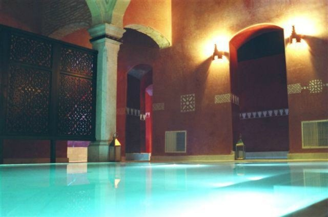 Sala templada - Foto de Hammam Andalusí
