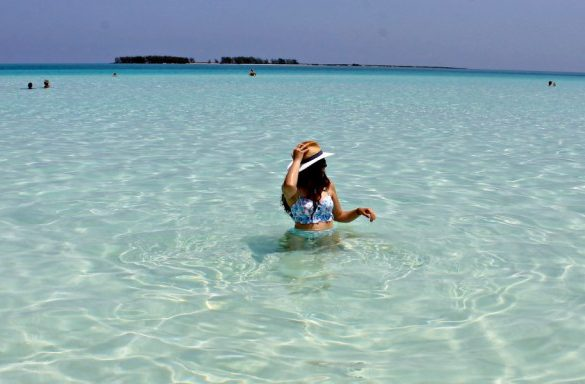 El paraíso esta en las playas de Cuba