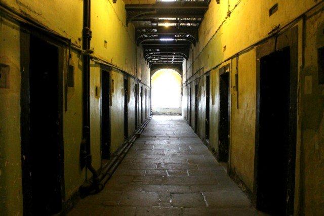 Kilmainham, la huella del terror en Irlanda