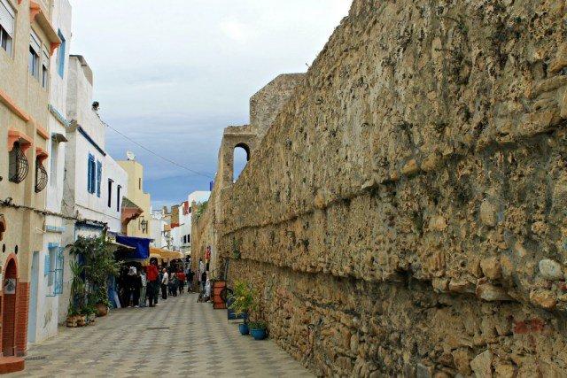 Las murallas de Asilah