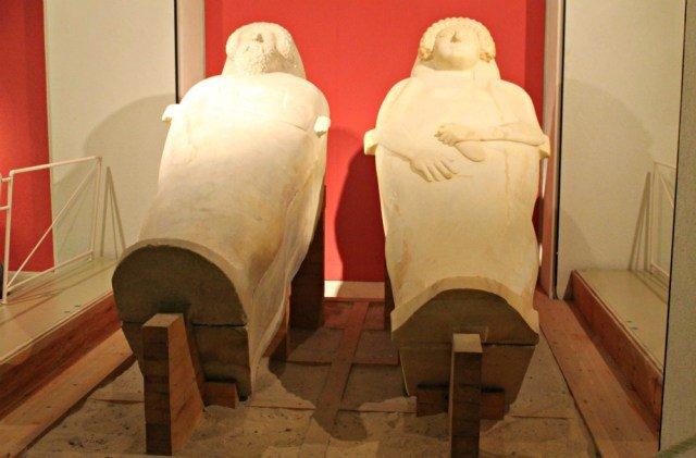 Las tumbas fenicias de Cádiz