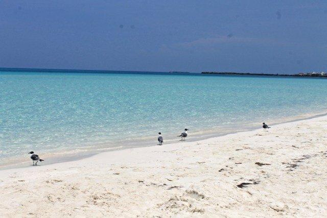 Playa Pilar, una de las mejores playas de Cuba