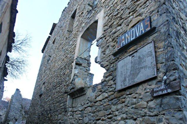 Jánovas, el pueblo fantasma del Sobrarbe