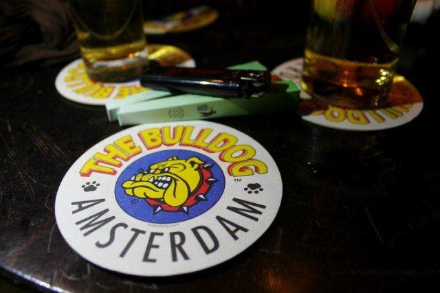 Mi compra en Ámsterdam