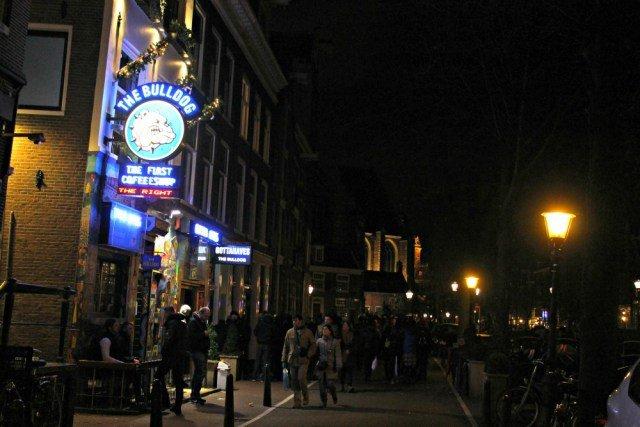The Bulldog The First - Ámsterdam