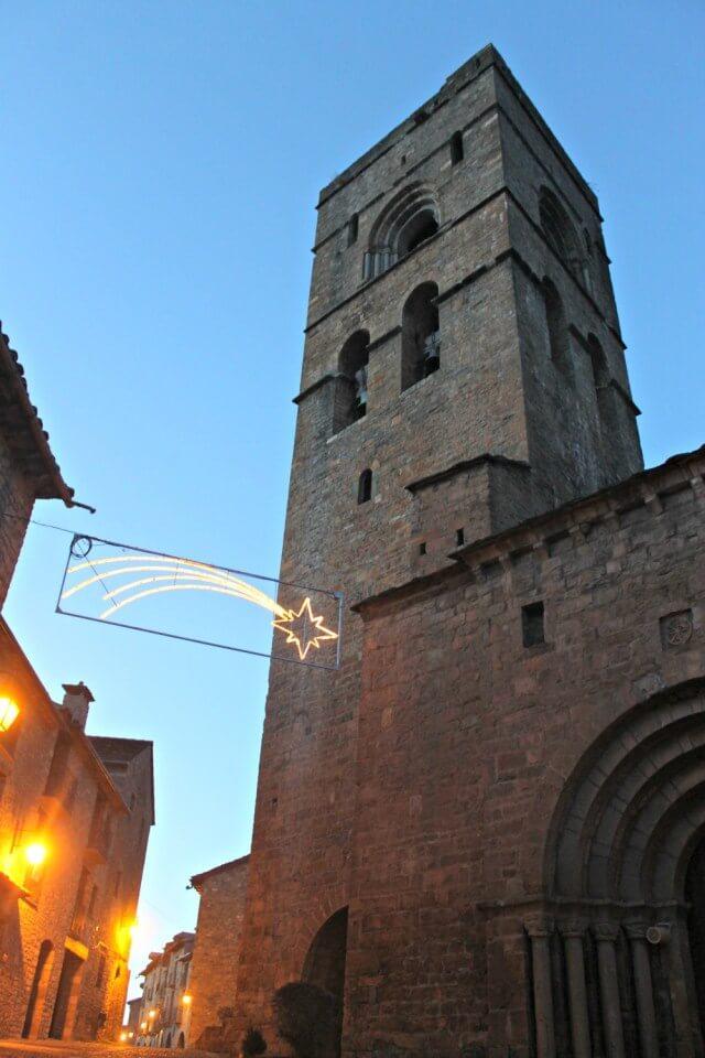 Torre de la Iglesia de Aínsa