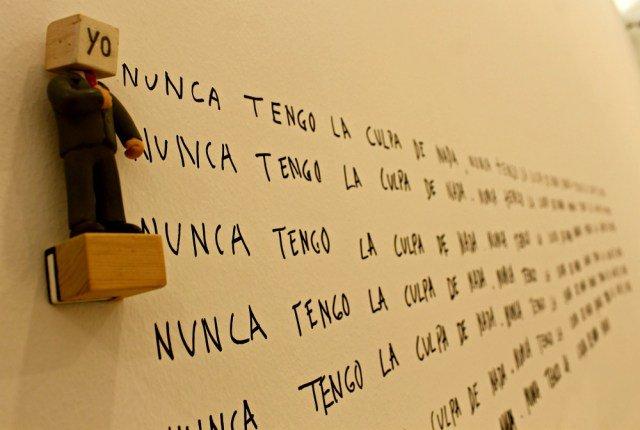 Museo MAD Antequera - Yo nunca tengo la culpa de nada