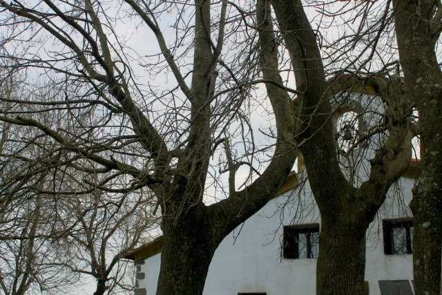 Ermita de Santiagomendi en Astigarraga
