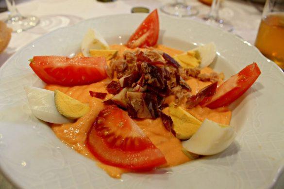 Porra Antequerana - Restaurante Reina