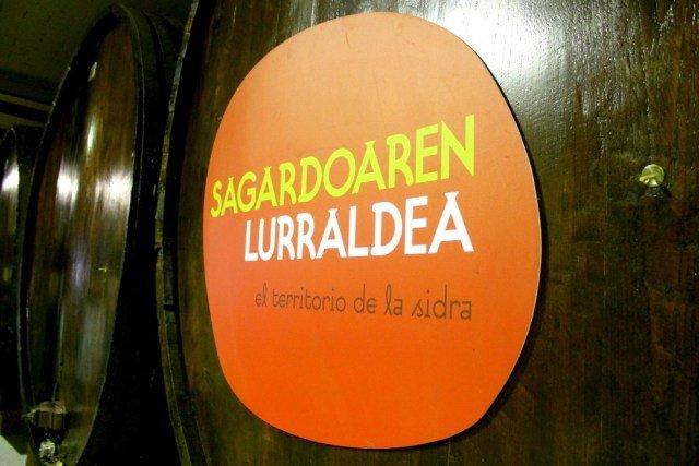 Sagardoaren Lurraldel - el territorio de la sidra