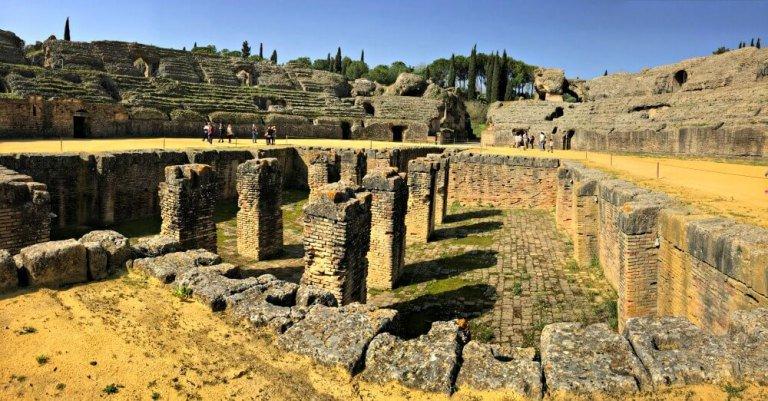 Anfiteatro de Itálica - Qué ver en Itálica