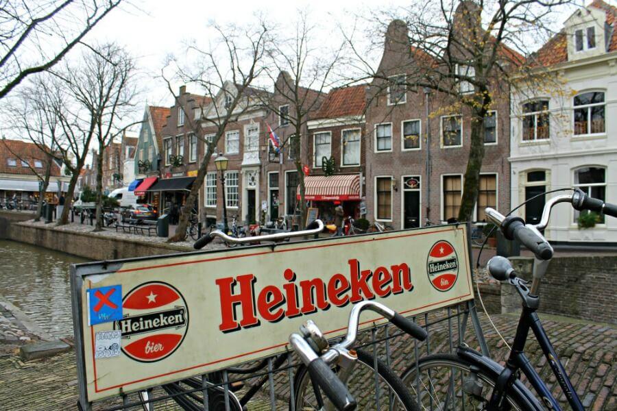 Heineken presente en toda Holanda