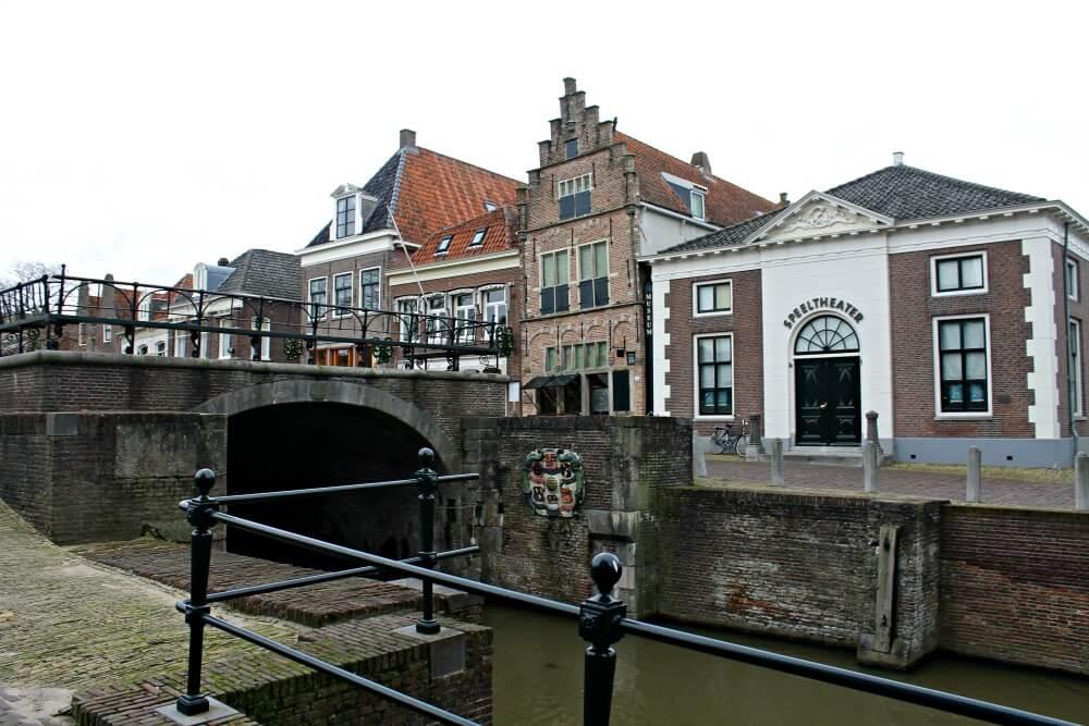 Rincones y canales de Edam