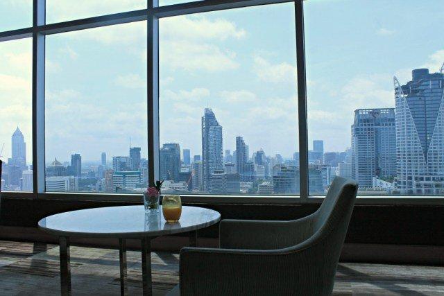 Bar de la Executive Floor -Amari Watergate Bangkok
