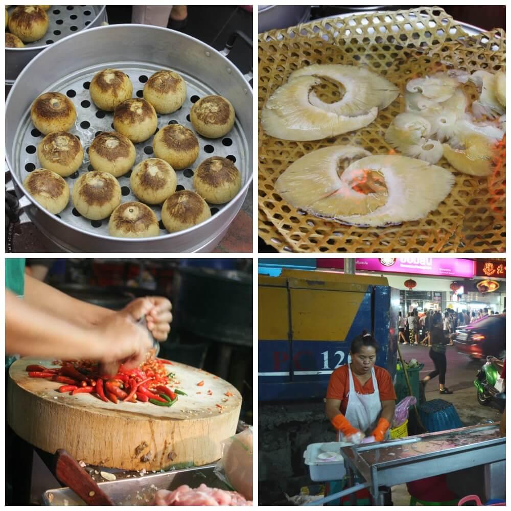 Comida en Chinatown - Bangkok