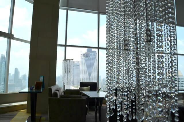 Executive floor del Hotel Amari - Dónde dormir en Bangkok