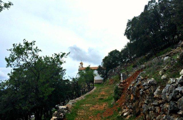 Ermita de Frailes en Jaén